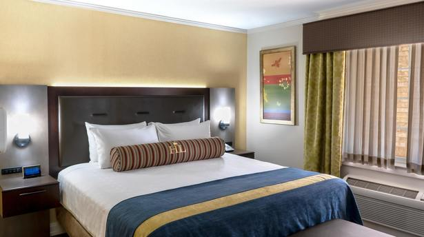 guest rooms hershey lodge