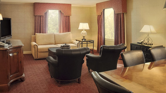 Suites Hershey Lodge