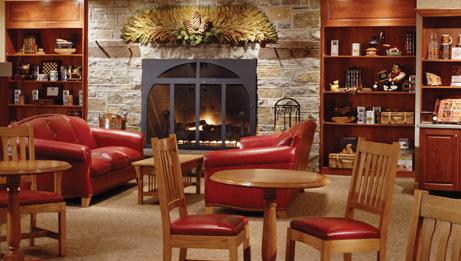 Cocoa Beanery Hershey Lodge