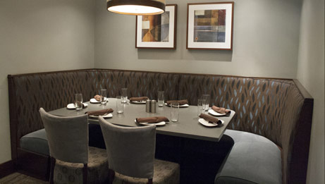 Hershey Grill - Semi-Private Dining Space