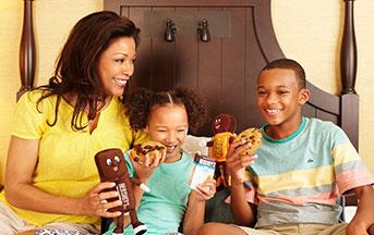 Kids Eat Free Vacation