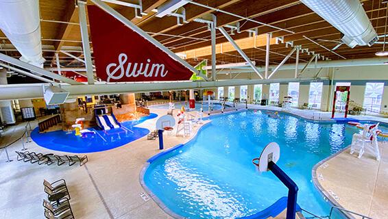 Hershey Lodge Indoor Pool